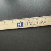 Hale Law Ruler